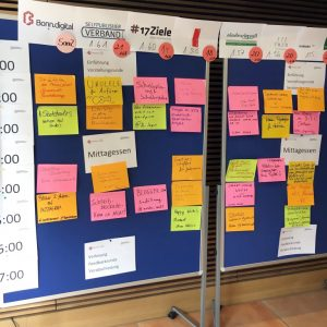 Litcamp Bonn 2018 Sessions